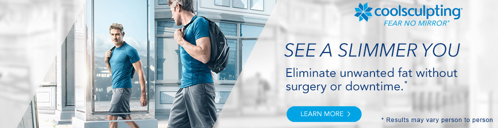 See a Slimmer You (Male) - CoolSculpting