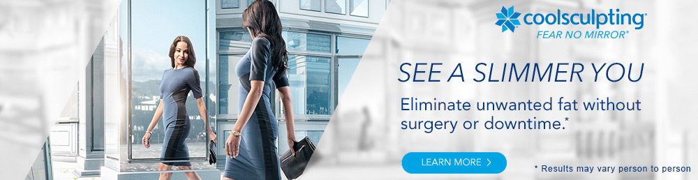 See a Slimmer You (Female) - CoolSculpting